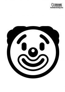 clown-face-emoji-coloring-page