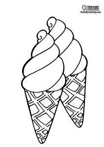 ice-cream-coloring-pages