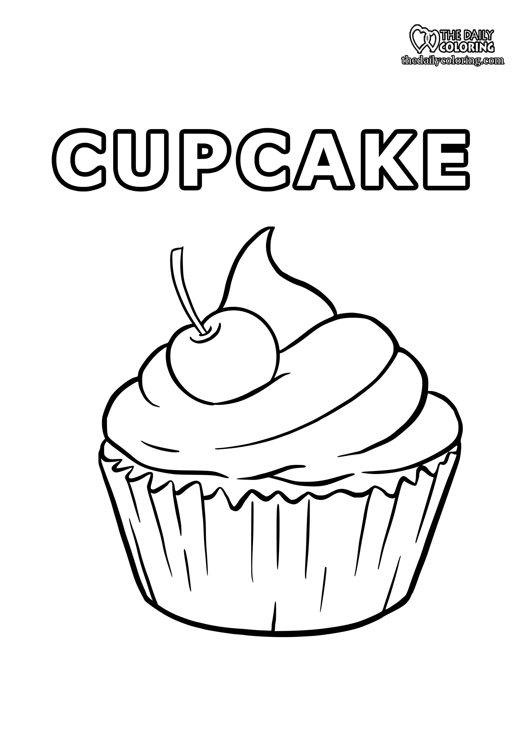cupcake-coloring-page
