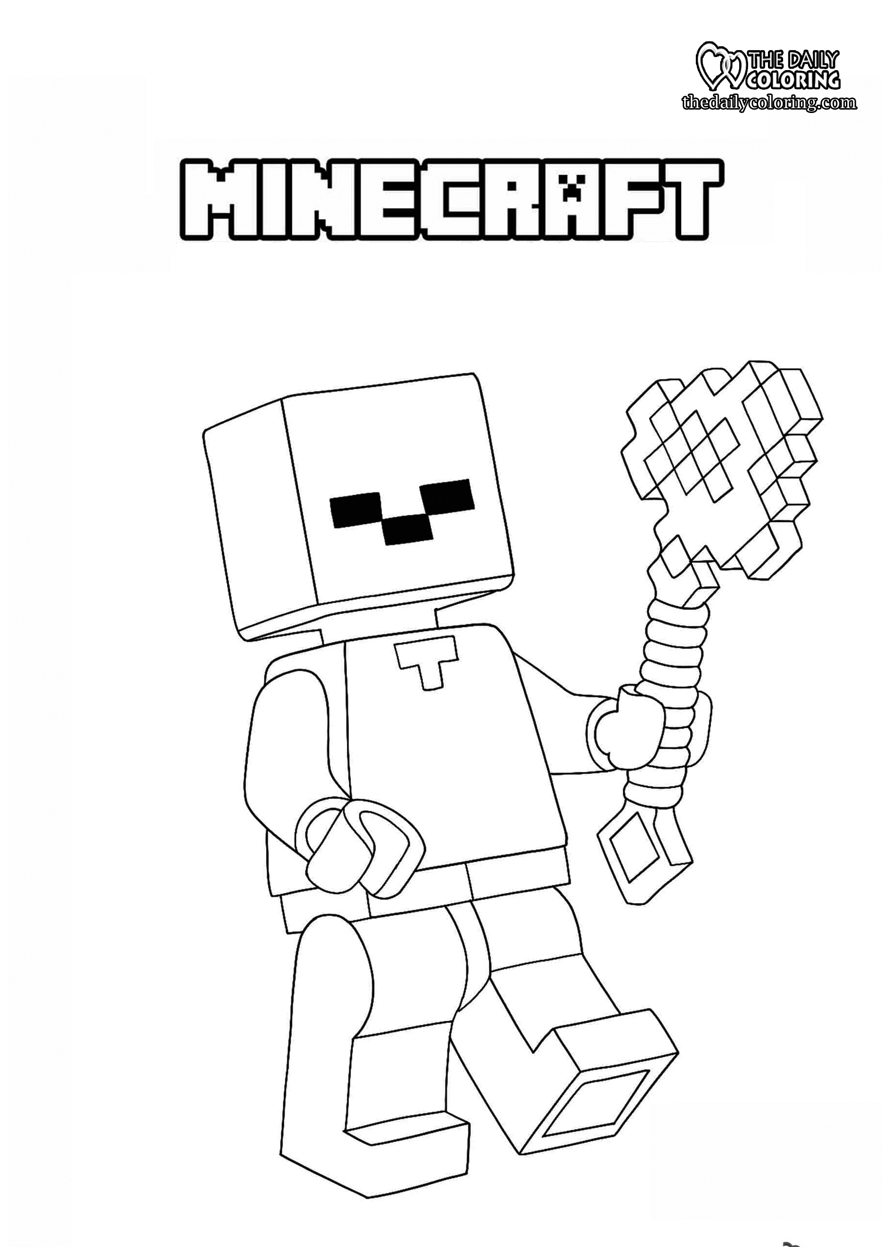 minecraft-coloring-page